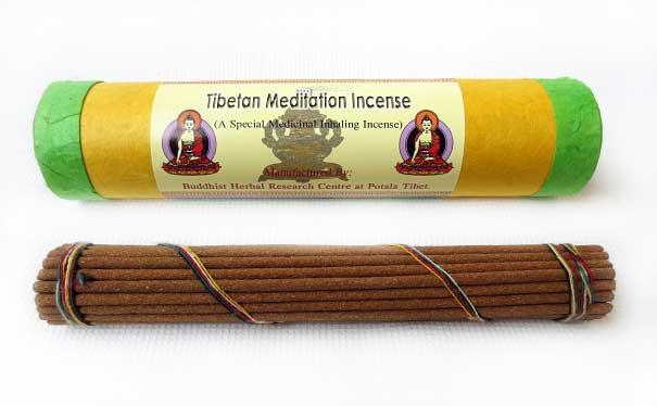 Naturrein Tibetische Kalachakra Räucherstäbchen hergestellt in Nepal