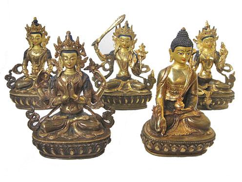 kunsthandwerk aus nepal und tibet buddha figuren. Black Bedroom Furniture Sets. Home Design Ideas
